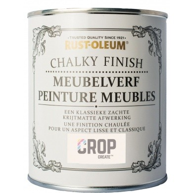 Rust-Oleum Chalky Finish Meubelverf - Krijtverf in Blik