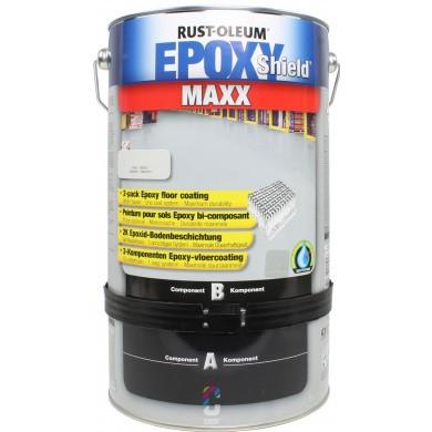 Rust-Oleum EPOXYSHIELD MAXX 2K Epoxy Vloercoating - 5 liter