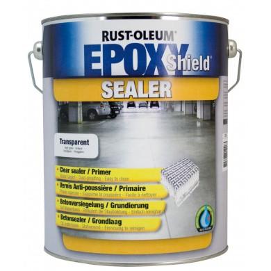 Rust-Oleum EPOXYSHIELD SEALER Betonversiegelung/Grundierung Transparent - 5 liter