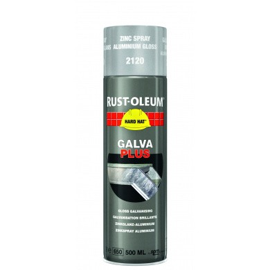 Rust-Oleum Galva Plus zinkcoating in spuitbus 500ml