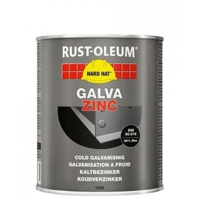 Rust-Oleum Galva Zinc blik 1kg - kwastversie