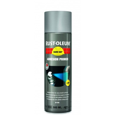 Rust-Oleum 2102 Adhesion Primer in 500ml Aerosol