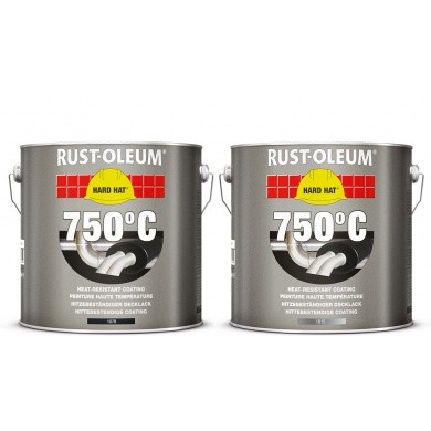 Rust-Oleum Heat-Resistant Coating in a can 750℃