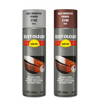 Rust-Oleum Anti-Rust Primer in 500ml Aerosol