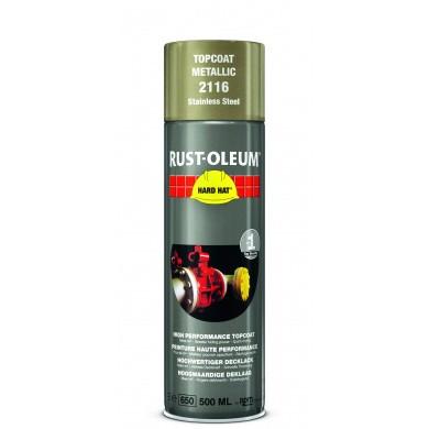 Rust-Oleum RVS Metallic Lak in spuitbus 500ml