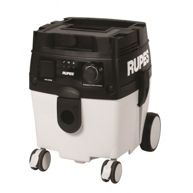 RUPES S130EL Self-Cleaning Sanding Vacuum Cleaner with Electric Start Module and 30 liter Boiler