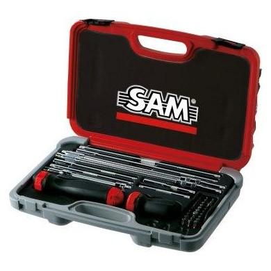 RODAC - SAM 266-J41 41-delige set Ratelschroevendraaiers