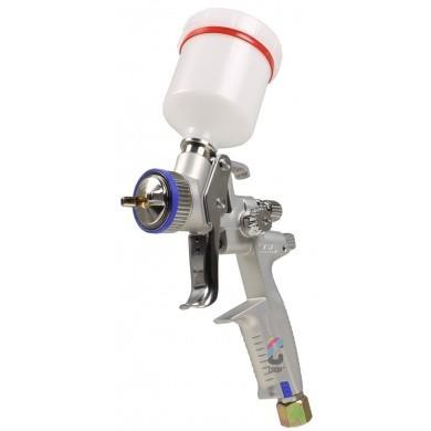 SATA Mini Jet 4400 B HVLP Spot Repair Top Cup Paint Spray Gun