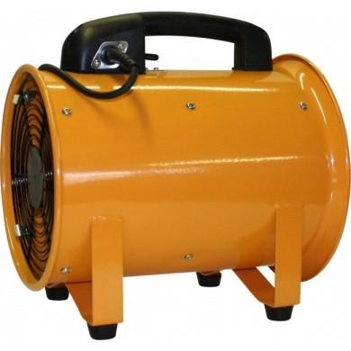 SEAL SVT200 Draagbare Electrische Axiaal Ventilator 1500 m³/uur