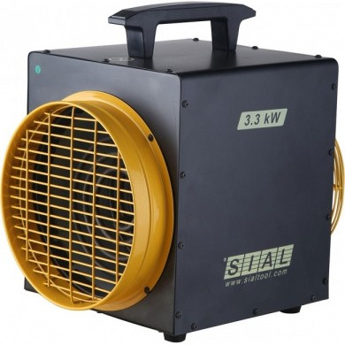 SEAL/MUNTERS SD33 Portable Electric Ventilator Heater 3,3KW