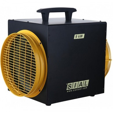 SEAL/MUNTERS SD90 Portable Electric Ventilator Heater 9KW