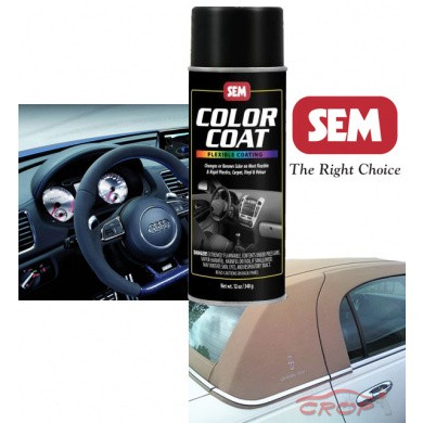 SEM Color Coat dashboardlak in spuitbus