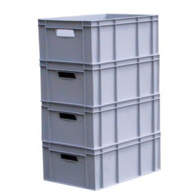 Plastic Bin for Metaclip Parts Bins Stand - 40 litres