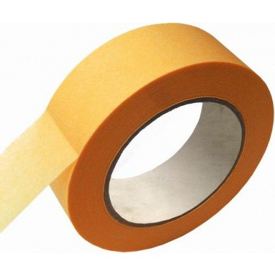 Slim Super UV Fine Line Tape 38mm goud
