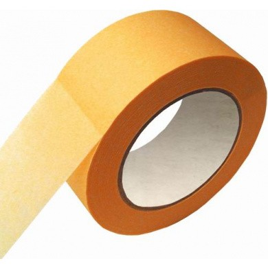 Slim Super UV Fine Line Tape 50mm goud