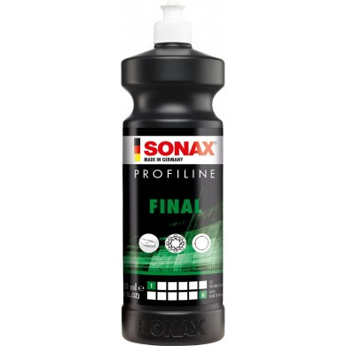 SONAX PROFILINE Final 01/06 Polish