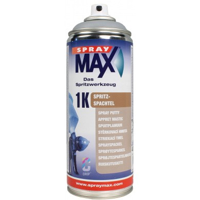 1K Spuitplamuur in Spuitbus SprayMax