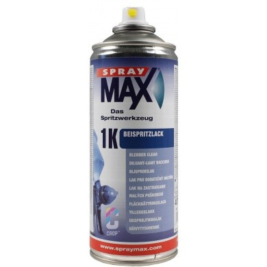 Bijspuitlak in Spuitbus SprayMax