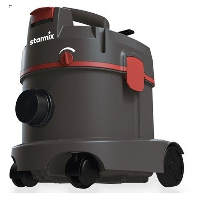 STARMIX 714 RTS Compacte Reinigingszuiger met geluiddemping