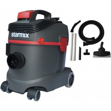 STARMIX TS 1214 RTS Compacte Reinigingszuiger met geluiddemping