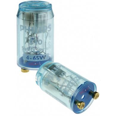 Starters S10 voor fluorescentie TL lampen per 25 stuks