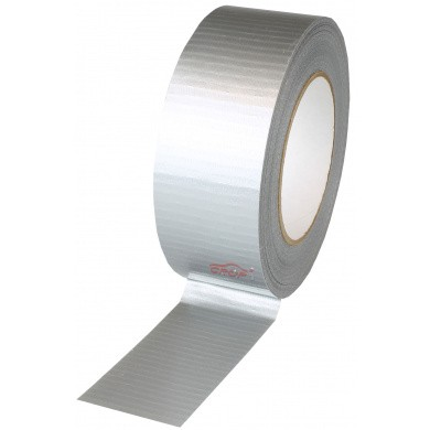 Duct tape 50mm x 50 meter - Standaard