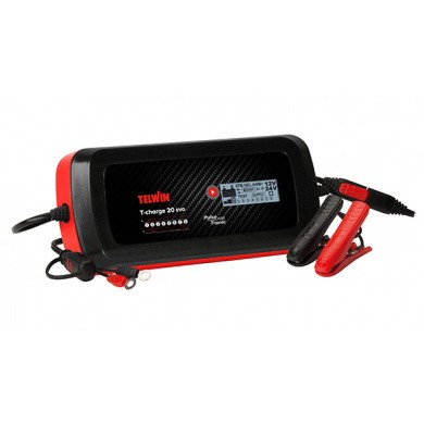 TELWIN T-charge 20 Boost Professionele inverter acculader