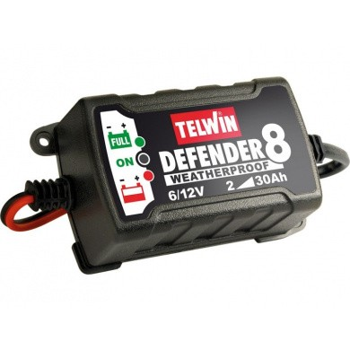 TELWIN DEFENDER 8 Professional Inverter Battery Charger