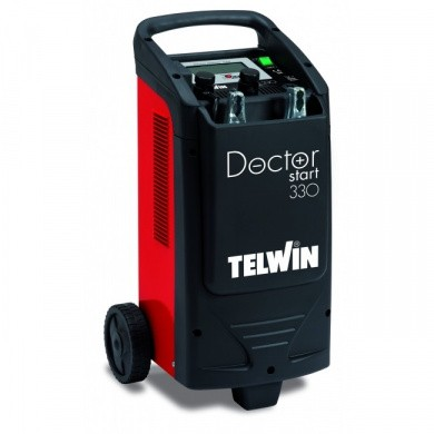 TELWIN DOCTOR START 330 Professionele acculader