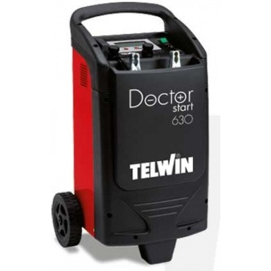 TELWIN DOCTOR START 630 Professionele acculader