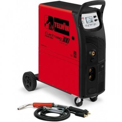 TELWIN ELECTROMIG 300 FLUX-MIG-MAG-BRAZING-MMA-TIG lasapparaat 300Amp