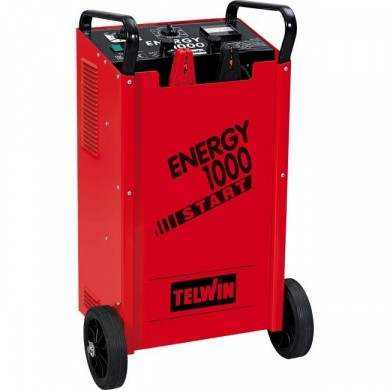 TELWIN ENERGY 1000 START Mobile Battery Charger with Start Booster