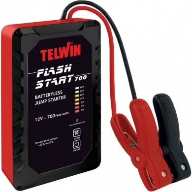 TELWIN FLASH START 700 Acculoze Starhulp 12 Volt