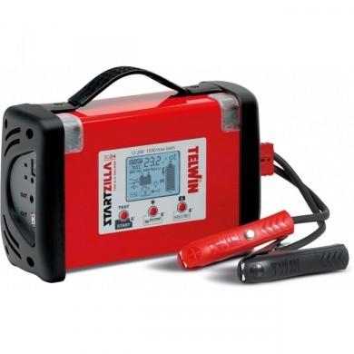 TELWIN Startzilla 3024 - Multifunctionele Elektronische Starter & Tester 12-24V