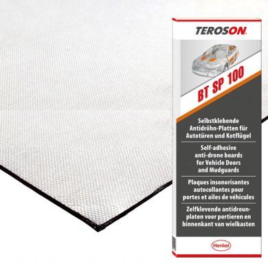 TEROSON BT SP 100 Antidreunplaat Bitumen - 6 stuks