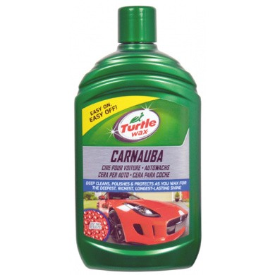 Turtle Wax Carnauba Wax - 500ml