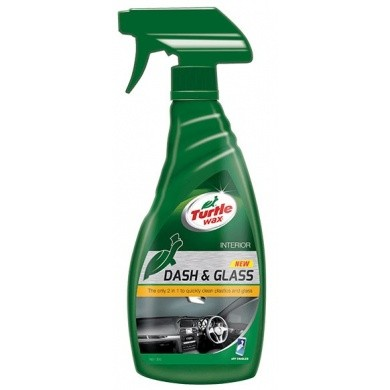 TURTLE WAX Green Line Dash & Glass 500ml - Interior Cleaner