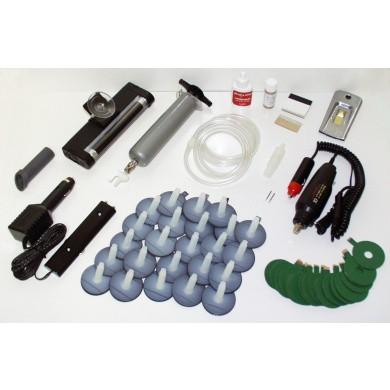 TWENTEC Glasreparatie Economy Kit TW4902 met boormachine