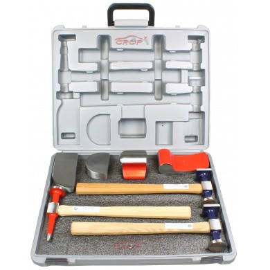Dent Remove Tool Set  in Luxury Case - 7 pieces