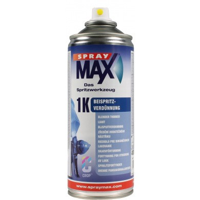 SPRAYMAX Blending Paint / Fade Out Thinner in Gloss Spray