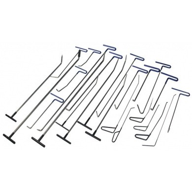 PDR Paintless Dent Removal Tool Set 23-pcs