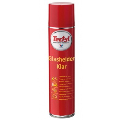 VALVOLINE 20055 Tectyl Glashelder / Klar (transparent) in 400ml Aerosol