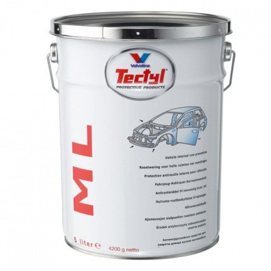 VALVOLINE 20070 Tectyl ML Anti-roest in 5 liter voor holle ruimte