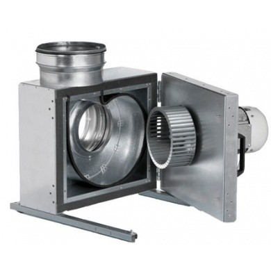 Ventilator unit for Spray- and Suction Wall