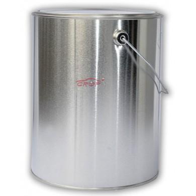 Leeg Verfblik 5 liter + Deksel *BLANK*