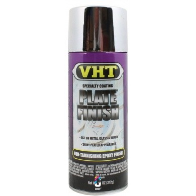 VHT CHROME Plate Finish in Spuitbus SP5251