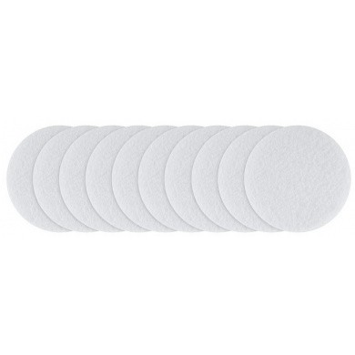 Replacement Pre Filters Pads for JSP PowerCap Active Respirator / 10 pieces