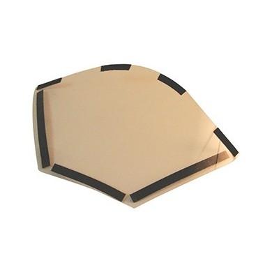 Replacement Visors for the JSP PowerCap Air Respirator (IP Version) / 10 pieces
