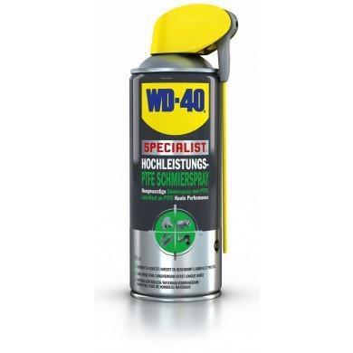 WD40 Specialist Hoogwaardige Smeerspray met PTFE in 400 ml spuitbus
