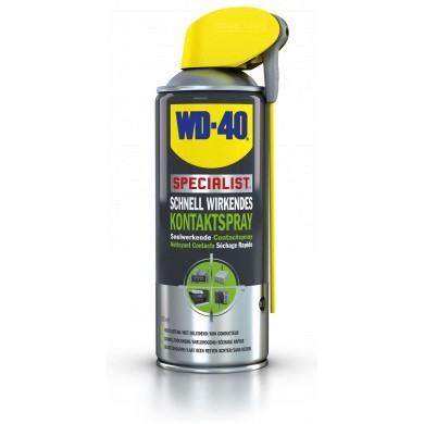 WD40 Specialist Kontaktspray in 400 ml spuitbus
